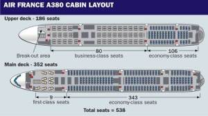 Air France A380 Seating Plan-thumb-450x251-53340